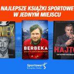 Plebiscyt Sportowa Książka Roku 2020 na półmetku!