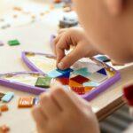 Artykuły kreatywne dla twórczych dzieci - przegląd